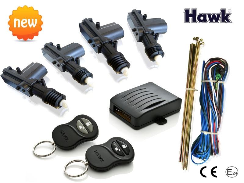 Hawk Centrl Lock Kit
