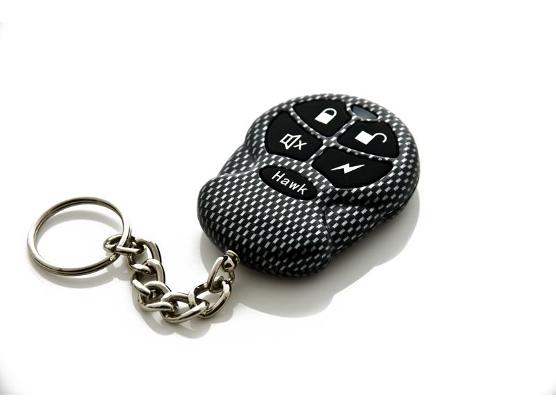 CAR ALARM WITH REMOTES