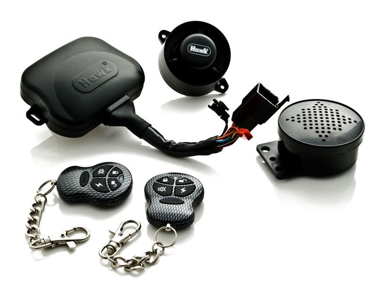 MOTORCYCLE TALKING ALARM FAMILY
