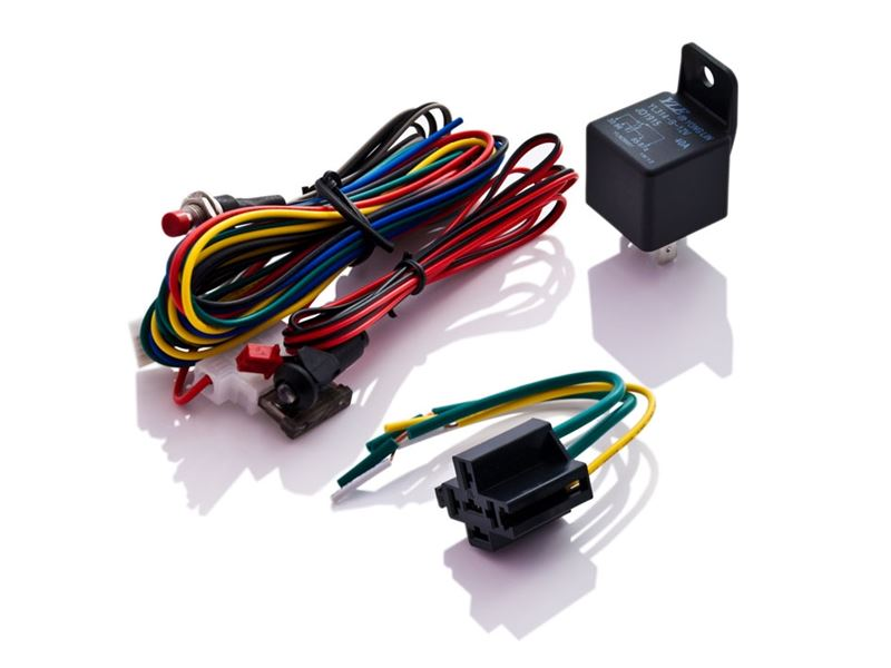 ha-204 wiring harness plus relay
