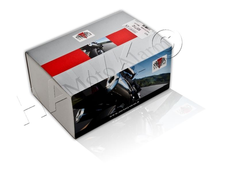 Meta Motorcycle Alarms Gift box
