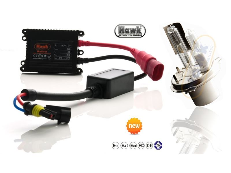 Hid- Motorcycle kit