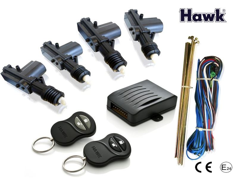 Central Door Remote Lock Kit Family